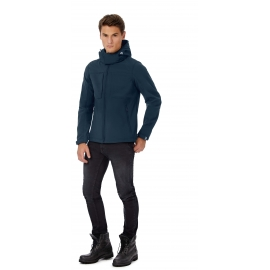 CGJM950 - Hooded Softshell / Men
