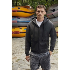 SC361C - Men's Premium Full Zip Hooded Sweatshirt (62-034-0)