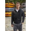 SC361C - Men's Premium Full Zip Hooded Sweatshirt (62-034-0)