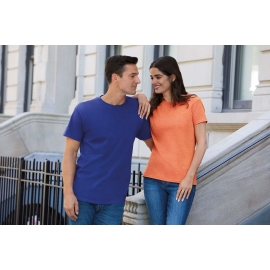 GI5000L - Heavy Cotton™Semi-fitted Ladies' T-shirt