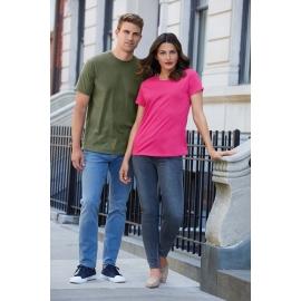 GI4100 - Premium Cotton® Ring Spun Euro Fit Adult T-shirt