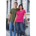 GI4100L - Premium Cotton® Ring Spun Semi-fitted Ladies' T-shirt