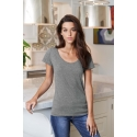 GI64550L - Softstyle® Ladies' Deep Scoop T-Shirt