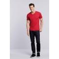 GI41V00 - Premium Cotton Adult V-neck T-shirt