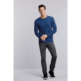 GI64400 - Softstyle® Euro Fit Adult Long Sleeve T-shirt