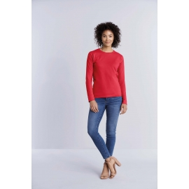 GI64400L - Ladies' Softstyle® Long-Sleeved T-shirt