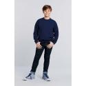 GI18000B - Heavy Blend™ Classic Fit Youth Crewneck Sweatshirt
