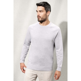 K495 - Sweater piqué bio