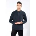 K4000 - Sweater met polokraag