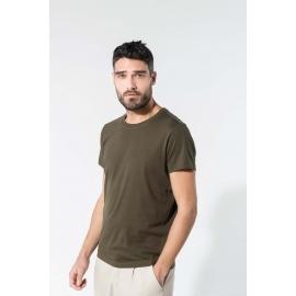 K371 - Heren-t-shirt BIO-katoen ronde hals