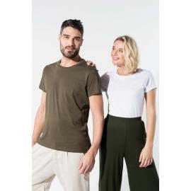K391 - Dames-t-shirt BIO-katoen ronde hals