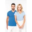 K357 - T-shirt V-hals korte mouwen