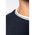K373 - Heren-t-shirt piqué ronde hals