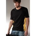 KARIBAN K340 - Tiger - Tweekleurig T-shirt