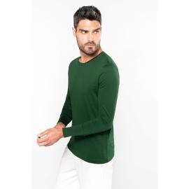 KARIBAN K359 - T-shirt ronde hals lange mouwen
