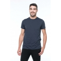 K3000 - Heren-t-shirt Supima® ronde hals korte mouwen
