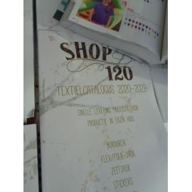 Textielcatalogus dik 770 pagina's