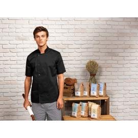 PR656 - Short Sleeve Chefs Jacket