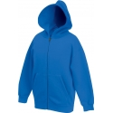 Fruit of the loom Kids Classic Hooded Sweat Jacket