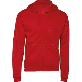 B&C ID.205 Hooded Full Zip Sweatshirt