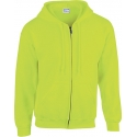 Gildan Heavy Blend™classic Fit Adult Full Zip Hooded Sweatshirt