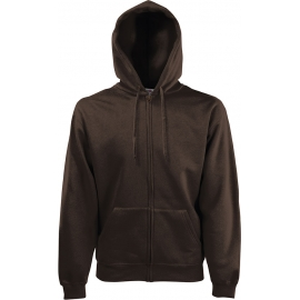 Fruit of the loom Men's Premium Full Zip Hooded Sweatshirt