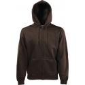 Fruit of the loom Men's Premium Full Zip Hooded Sweatshirt