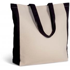 KI0275  Tweekleurige shopper