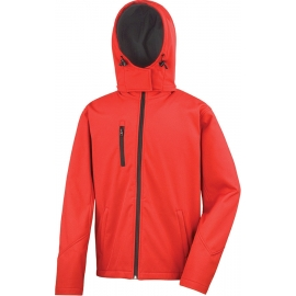 RESULT -  R230M - Core Tx Performance Hooded Soft Shell Jacket