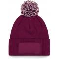 3.69 Beechfield  SNOWSTAR® PATCH BEANIE B443