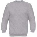 B&C  Kids' crew neck sweatshirt
