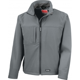 RESULT - R121 - Classic Softshell Jacket