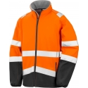 RESULT - R450X - SOFTSHELL JACKET