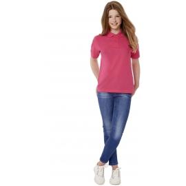 B&C CGSAFE - Safran / Kids Polo Shirt