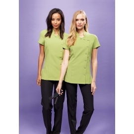 PR682 - 'Orchid' Beauty and Spa Tunic