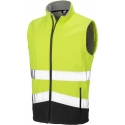 RESULT -HIGH-VIZ SOFTSHELL JACKET