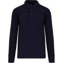 KARIBAN - Sweater met polokraag 300 gr