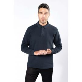 KARIBAN - Sweater met polokraag