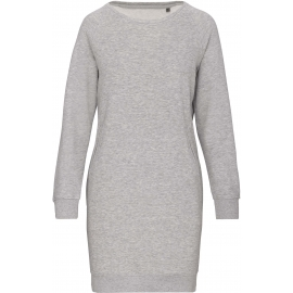 KARIBAN - Jurk Lounge bio in fleece