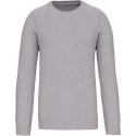 KARIBAN - Sweater piqué Bio