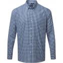 PR252 - Overhemd met grote vichyruiten