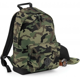 BG175 - Camo Backpack
