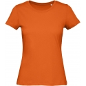 CGTW043 - Organic Cotton Inspire Crew Neck T-shirt / Woman