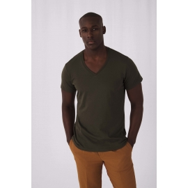 CGTM044 - Organic Cotton Inspire V-neck T-shirt