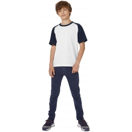 CGTK350 - Kids' Base-ball T-shirt