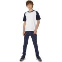 CGTK350 - Kids' Base-ball T-shirt