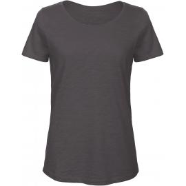 CGTW047 - SLUB Organic Cotton Inspire T-shirt / Woman