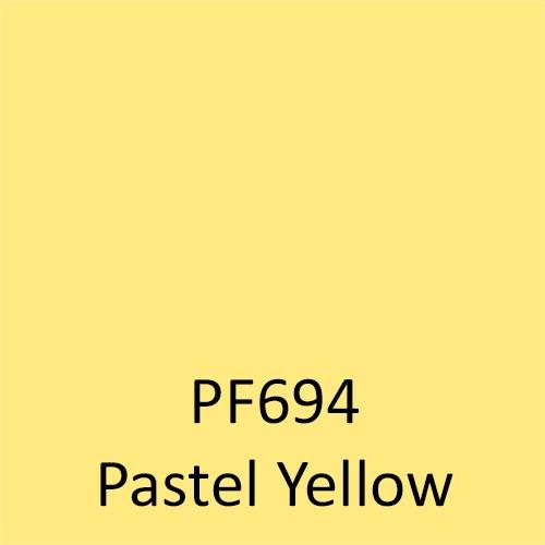 PF 694 Pastel yellow