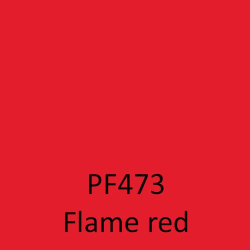 PF473 flame red