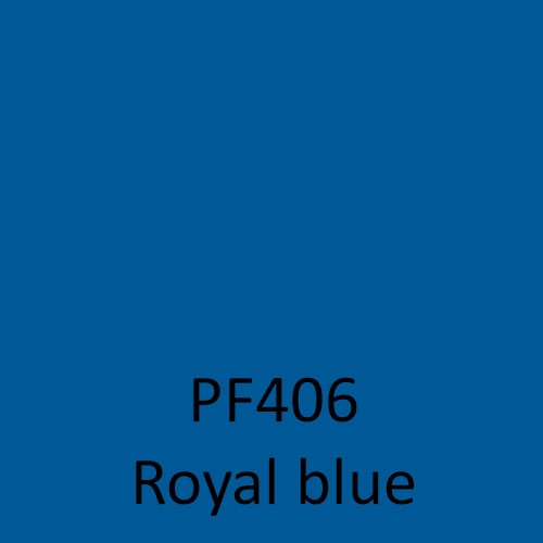 PF406 Royal blue
